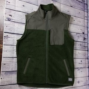 Toad&Co. Men's BRICKLAND FLEECE VEST M